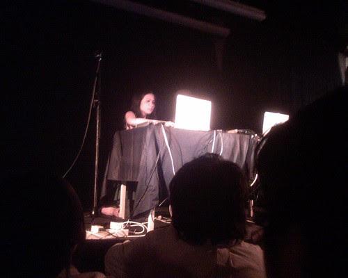 Caroline Lufkin at KLPac 3