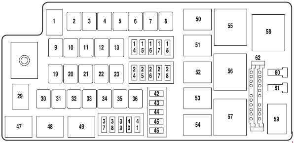 Diagram 2005 Freestyle Fuse Diagram Full Version Hd Quality Fuse Diagram Diagramkargu Gtaci Fr