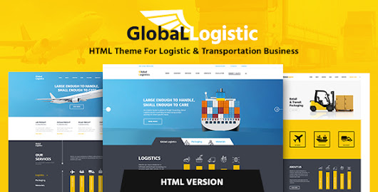 Global Logistics - Transportation HTML Template - Theme88.Com – Free Premium Nulled Cracked Themes & Plugins & PHP Scripts and More