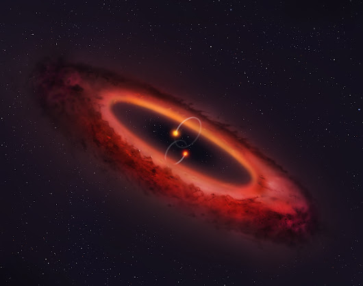 This Weird Star System Is Flipping Awesome