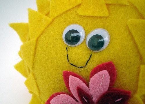 Pollen Scented Plush