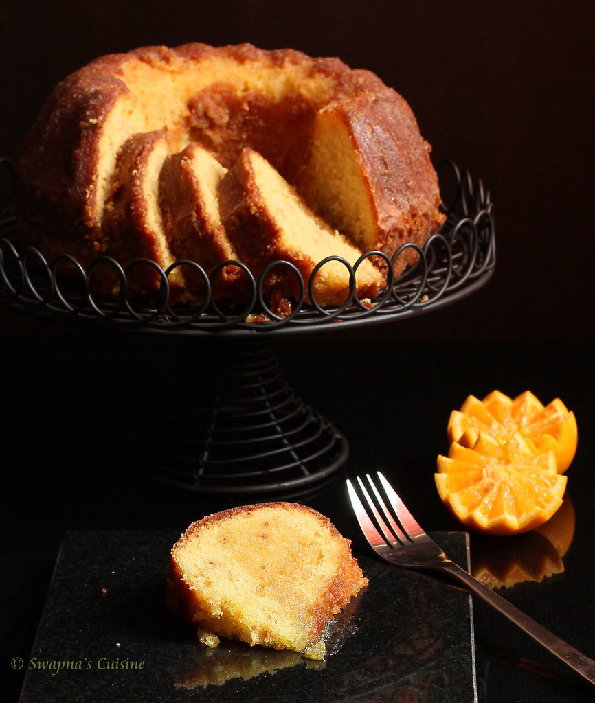 Recipe for Orange Cake