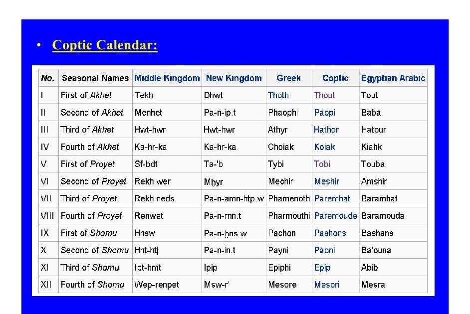 Kebayacepat Get Orthodox Easter Ethiopian Orthodox Fasting Calendar 2021 Png