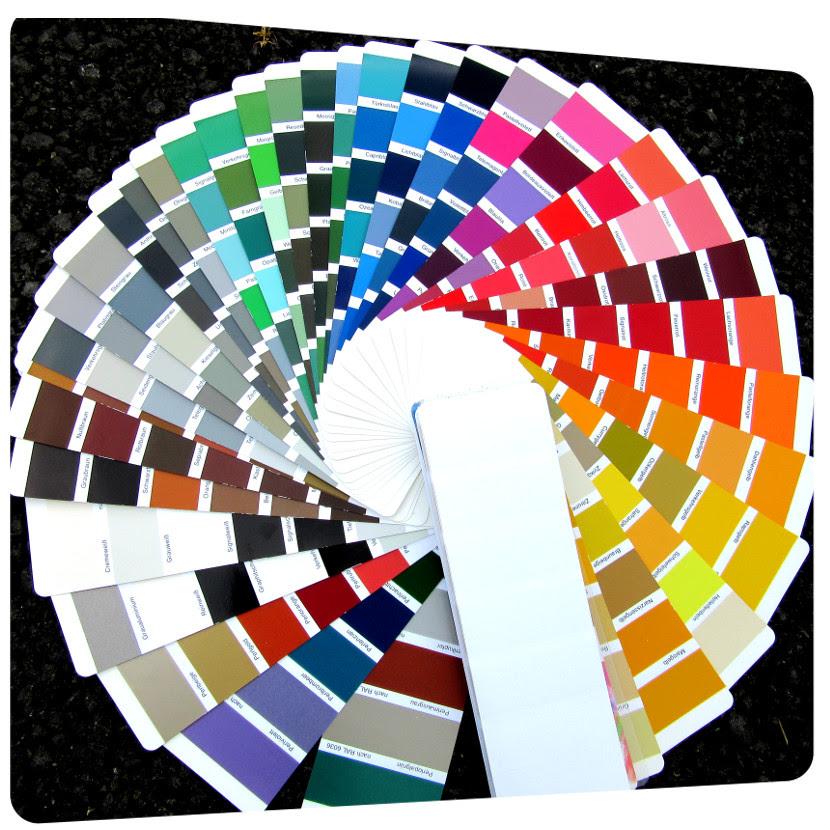 Thermolaquage Choix De Peinture Couleur Qualicolor