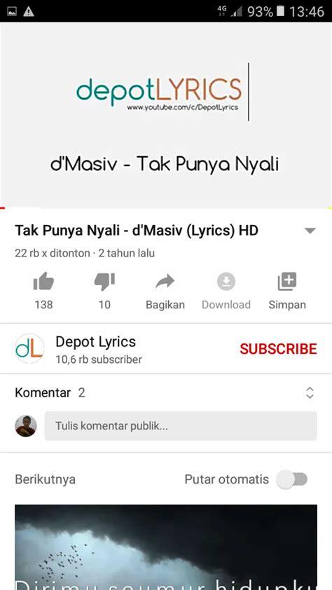 lagu mp  youtube  menggunakan