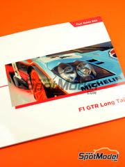 Komakai: Libro - McLaren F1 GTR Long Tail
