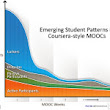 Emerging Student Patterns in MOOCs: A Graphical View -