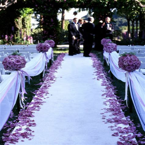 wedding satin aisle runner high quality  colors ebay