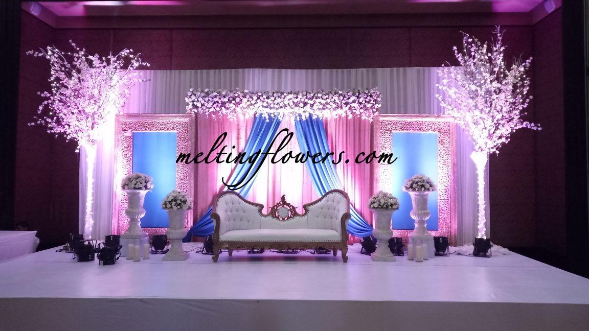 Latest Wedding Reception Decorating Ideas On Decorations ...