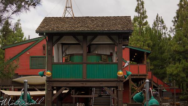 Disneyland Resort, Disney California Adventure, Grizzly, River, Run, Control, Tower