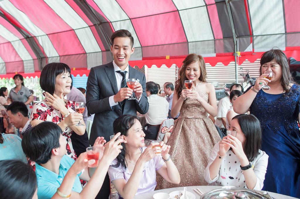 127流水席婚禮紀錄