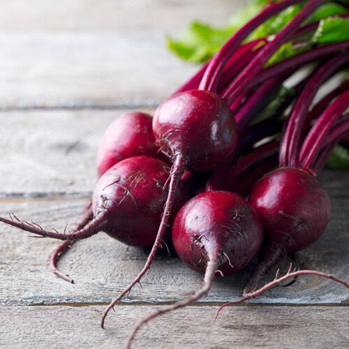 Eating the Beet from Root to Leaf