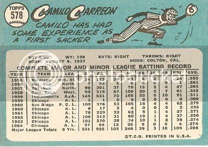 #578 Camilo Carreon (back)