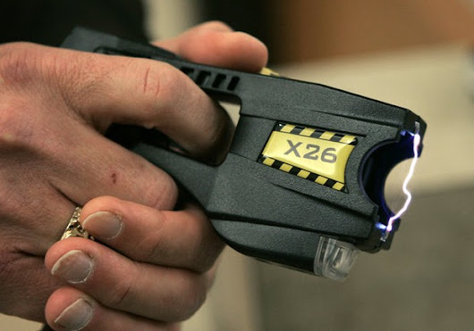 N.J. agrees to lift stun gun ban after lawsuit
