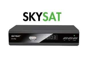 Atualização Skysat V10 Plus V2.271
