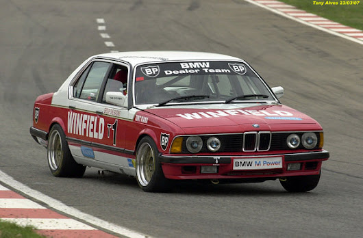 BMW 745i SA - The M7 You Never Knew Existed