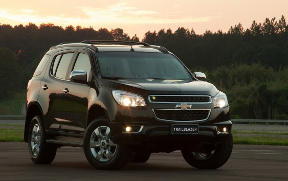 Recall: Trailblazer 2016