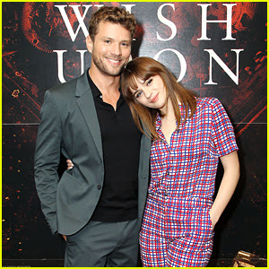 Joey King & Ryan Phillippe Team Up for 'Wish Upon' Screening
