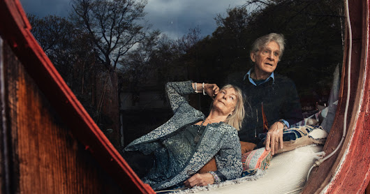 50 Years of Marriage and Mindfulness With Nena and Robert Thurman