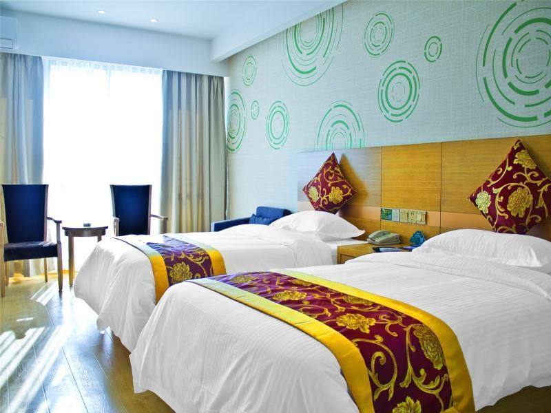 GreenTree Inn Wuxi bailing Square Tourism School Express Hotel Reviews