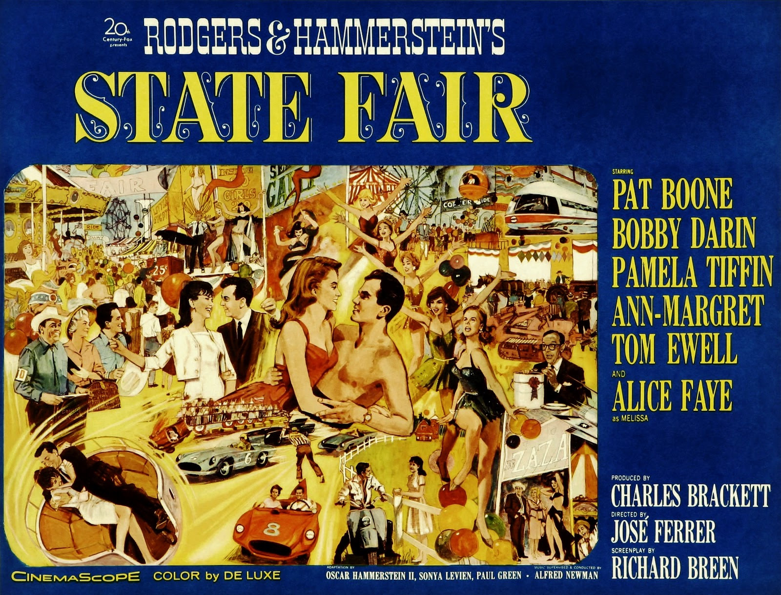 Image result for state fair movie 1962 photos
