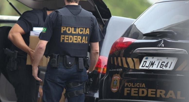 Resultado de imagem para PF cumpre mandados de prisão