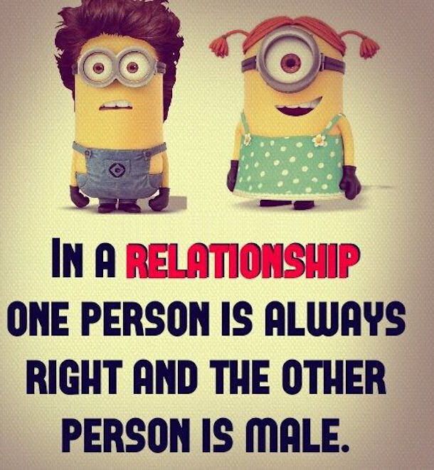 Minion Relationship Quotes Pictures Photos And Images For Facebook