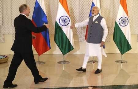 Индия становится настоящим стратегическим партнёром России