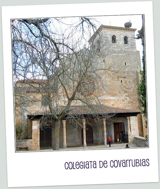en Covarrubias, Burgos