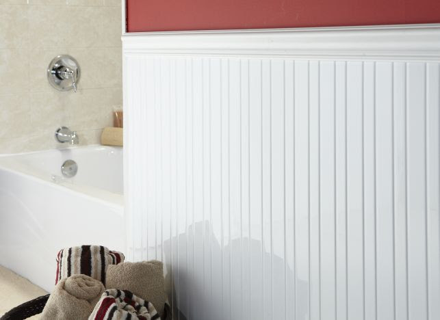 Wall Surrounds Wainscot All Bath Concepts Llc Havertown