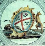 Les armoiries de la Ville de Montréal en... (photo fournie par la ville de montréal) - image 1.0
