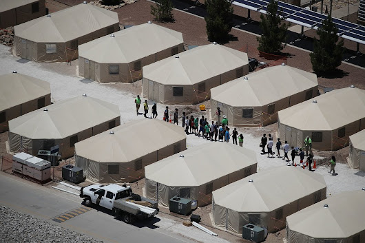 Trump's horrific prison camp for migrant children is set to cost taxpayers a fortune