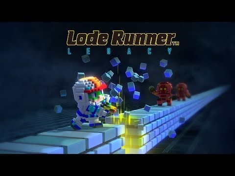 Lode Runner Legacy Review | Gameplay