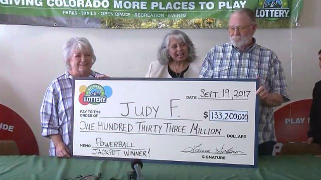 Grand Junction Woman Wins $133.2 Million From Powerball