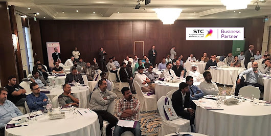 AlJammaz Distribution & STC Business organized STC Business Reseller Program Event for Jeddah Value add Resellers at the LeMeridian Hotel