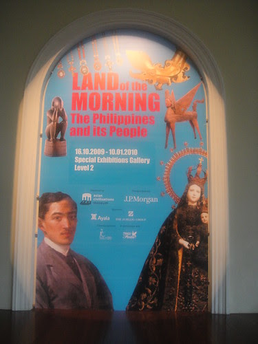 Land of the Morning Exhibit at the Asian Civlisations Museum