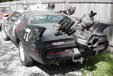 629867cool car 4 Weirdest Cars Ever Seen Pictures Seen on www.VyperLook.com