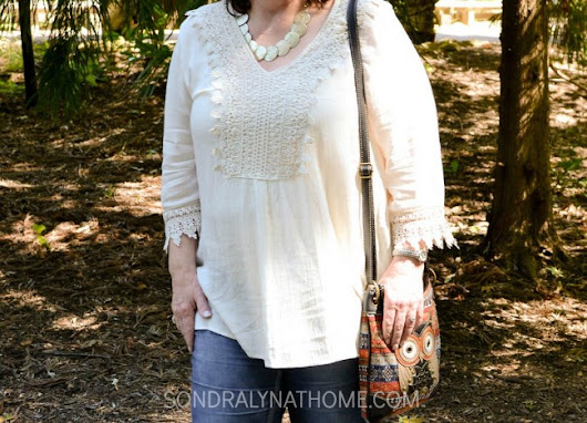 Fall Fashion Friday - At the Zoo! - Sondra Lyn at Home