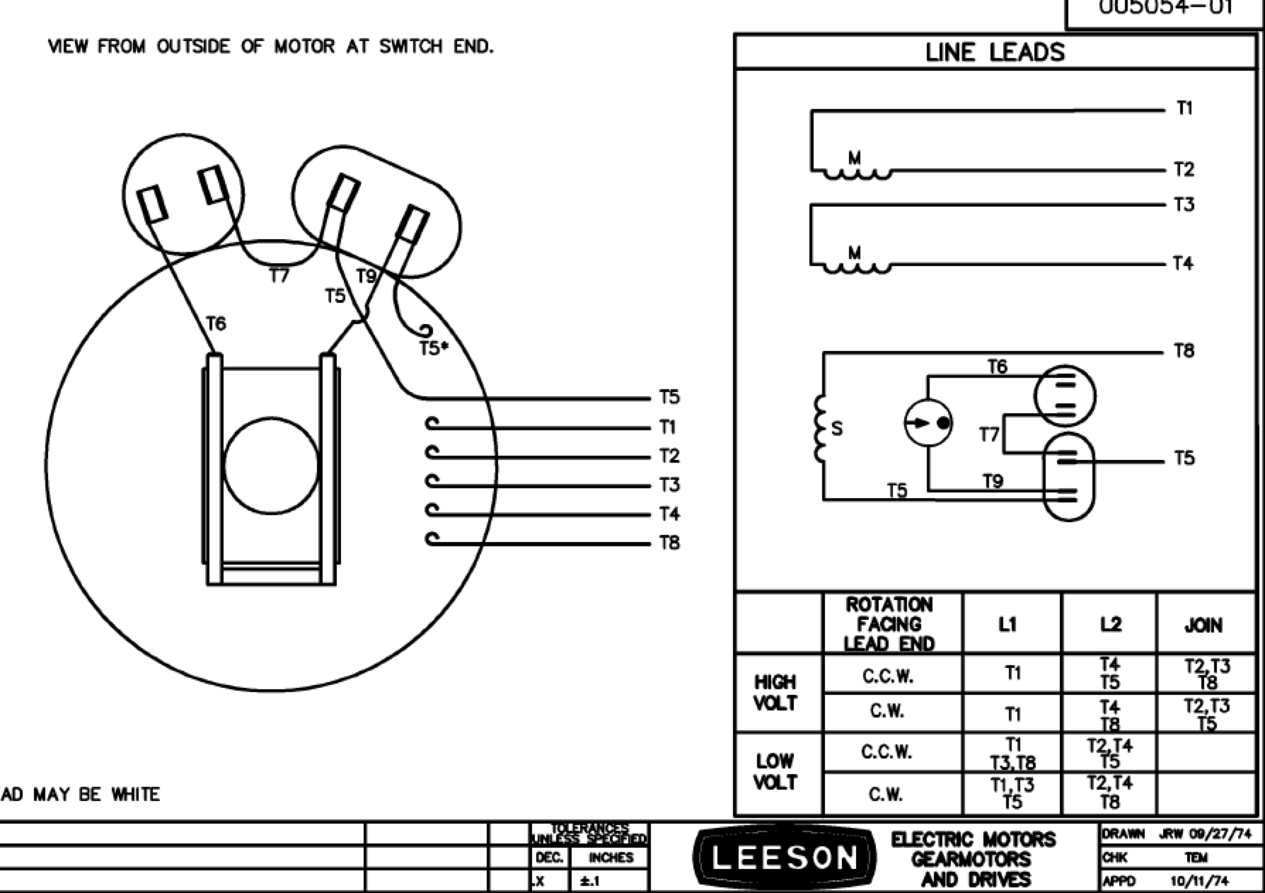 Diagram I Have A Leeson Electrical Ac Motor Model C6k17fk2h The Wiring Diagram Full Version Hd Quality Wiring Diagram Jsewiring Les Cafes Deric Orleans Fr