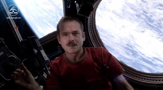 Space Oddity | Chris Hadfield