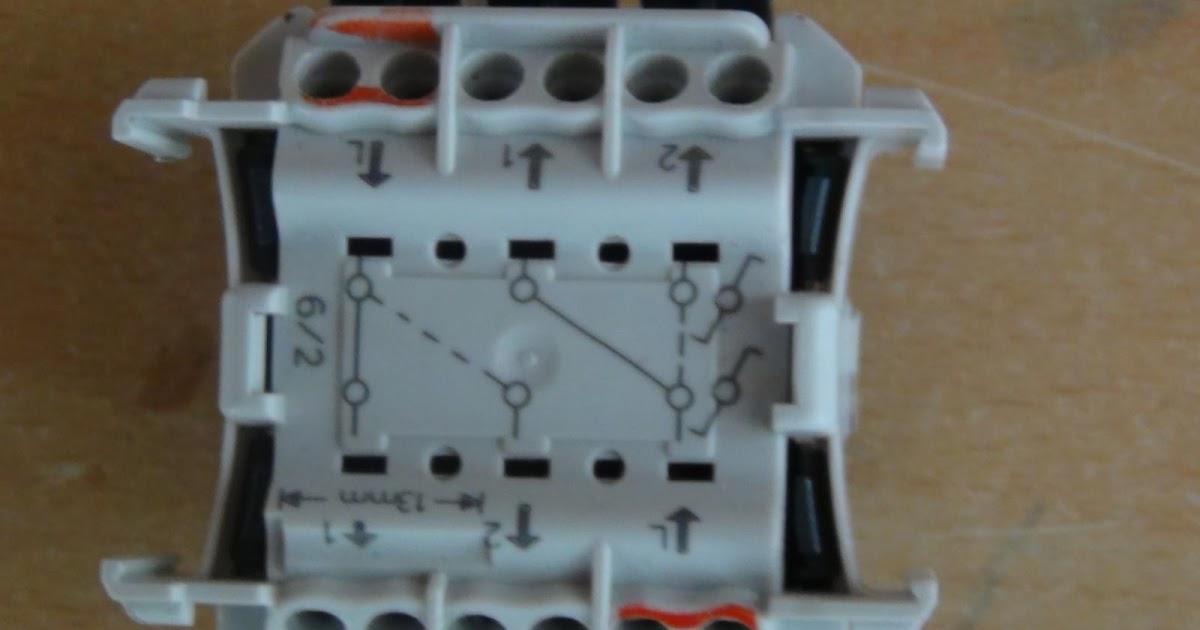 branchement interrupteur simple legrand