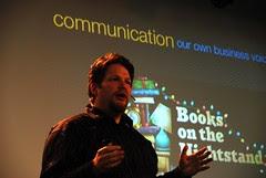 Chris Brogan, President of New Marketing Labs ...