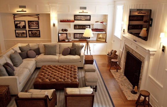 Things That Inspire: Sectional Sofas