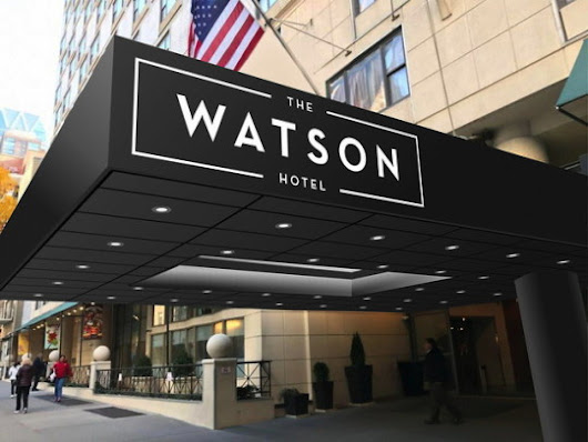 Holiday Inn NYC Midtown goes independent as The Watson Hotel
