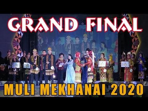 Detik-Detik Pemilihan Juara Muli Mekhanai Lampung Barat Tahun 2020