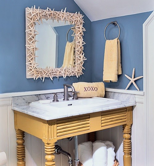 beach themed bathroom decor ideas and inspiration home interiors