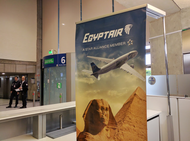 EgyptAir says plane carrying 66 on board vanishes from radar