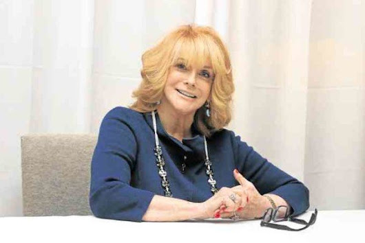 Turning 76, Ann-Margret is still a redhead charmer