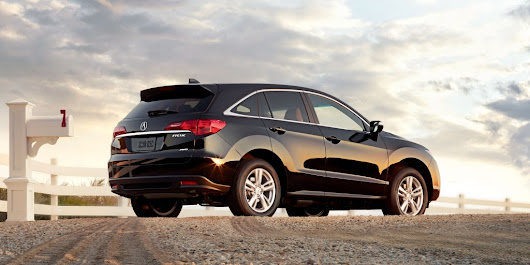 Review of the 2015 Acura RDX | Proctor Cars Magazine