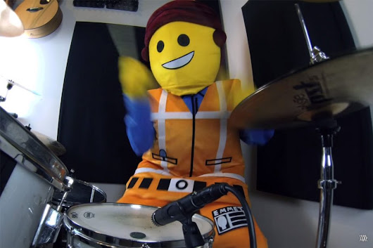 "Auf die Ohren: LEGO Movie ""Everything Is Awesome"" als Metal Cover 